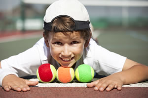 Pouncing Panthers - Tennis Lessons for Children